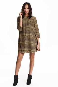 Šifonové šaty | H&M