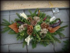 Christmas Wreaths, Xmas, Floral Wreath, Autumn, Holiday Decor, Fall Decorations, Home Decor, Stuff Stuff, All Saints Day