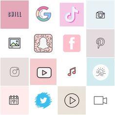 App Iphone, Iphone Wallpaper App, Iphone App Layout, Iphone Wallpaper Tumblr Aesthetic, Iphone Icon, Pink Wallpaper, Wallpaper Quotes, Wallpaper Backgrounds, Iphone Design