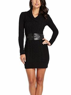 GUESS Patricia Sweater Dress | GuessFactory.com