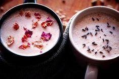 seed cycling moon milk for hormonal balancing