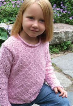Vogue Cotton Candy Pullover Free Knitting Pattern (requires free login)