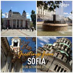 Sofia / Bulgaria www.comospesnomundo.com