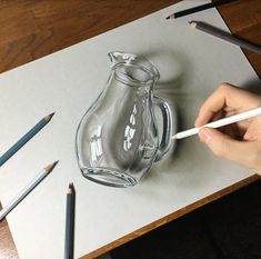 Realistic pencil drawings beautiful pencil drawings realistic drawings and sketches art 3d Art Drawing, Realistic Pencil Drawings, Pencil Art Drawings, Amazing Drawings, Amazing Art, Drawing Tips, Drawing Ideas, Hyper Realistic Paintings, Abstract Drawings