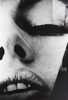 Daido Moriyama Eros or Something Other than Eros, 1969/2010 Black and white print vol. 1 no. 0652 20 X 16 inches (50.8 X 40.64 cm)