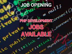 #PHP #Developer Required Location: #Lahore Job Requirements BSC-BA  #JobsinLahore Interested candidates please follow the link for more details. http://rightjobs.pk/vacancies/view/recruiterparadigmre-php-developer-60000--702