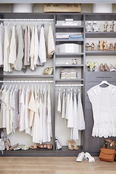 53 Trendy walk in closet diy ikea clothes Ikea Closet Hack, Ikea Closet Organizer, Small Bedroom Organization, Closet Hacks, Kid Closet, Closet Bedroom, Closet Organization, Closet Ideas, Organization Ideas