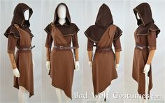 Bad Wolf Costumes: Skyrim Mage