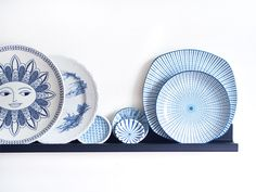 My blue china! Blue China, Plates, Tableware, Licence Plates, Dishes, Dinnerware, Griddles, Plate, Place Settings