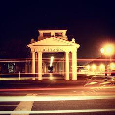 Redlands Ca The hometown