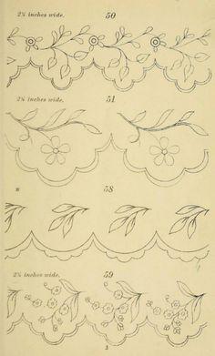 Gallery.ru / Фото #3 - Рисунки для вышивки гладью - bird-of-heart