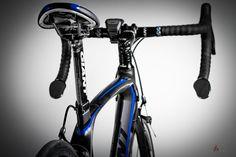 Mon vélo de route / My road bike by Jacques Viel