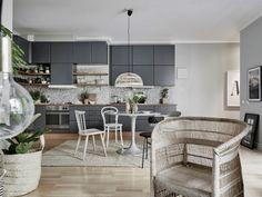 Adorable Home - Beautiful Swedish apartment spread on 73 m² Follow...