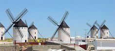 La Ruta Don Quijote pasa a través de 148 municipios españoles y está reconocida oficialmente. Viaja por Castilla La Mancha y descubre la Ruta Don Quijote. - www.donquijote.org/cultura/spain/places/routes/don-quixote-route.asp