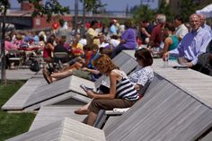 The CityDeck | Green Bay, Wisconsin | United States | Landscape 2013 | WAN Awards