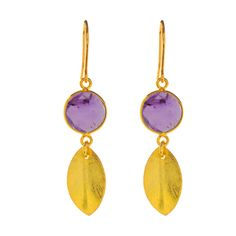 Leaf Ohrringe Gem Drops vergoldet - Art.-Nr.: OH5060   #Leafschmuck #Leafjewelry #jewelry #rose #rosé #gold #fashion #style #stylish #cute #beautiful #beauty #jewelry #jewels #jewel  #fashion #gems #gem #gemstone #bling #stones #stone #trendy #accessories #love #crystals #ootd #fashionista #accessories #fashionjewelry #look #outfit #earrings