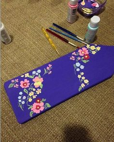 Make your sister feel special with this custom designed hand-painted paddle. I hand-paint all of my paddles to ensure a one-of-a-kind look to each