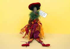 You're the MOTHER Everyone Wishes They Had! Whimsical Doll by Rags2Wishes on Etsy, $39.99