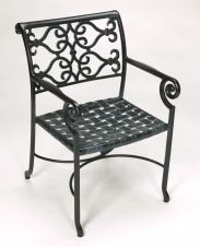 Veracruz - Patio Collections - Three Coins Cast Patio Chairs, Outdoor Chairs, Outdoor Furniture, Outdoor Decor, Classic Beauty, American Made, It Cast, Cast Iron, Decor Crafts