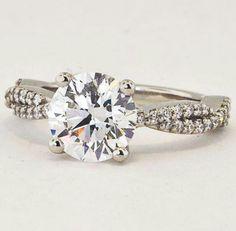 Intertwined Diamonds