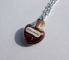 Amortentia (love) potion. Harry potter inspired. on Etsy, $11.00