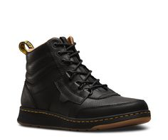 Martens Derry in Black Temperley + Webbing Dr. Martens, Mens Trainers, Best Sneakers, Winter Shoes, Men S Shoes, Slip, Beautiful Shoes, Adidas Shoes, Me Too Shoes