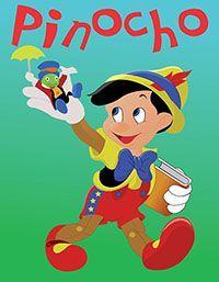 Pinocho. http://www.cuentos.pequescuela.com/audiocuento-pinocho.html