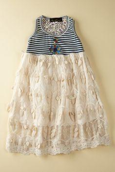 Hannah Banana Crochet Dress