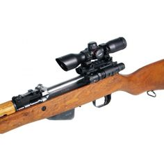 SKS Simonov 7,62 × 39mm rifle New Gen Picatinny Tri-rail Mount