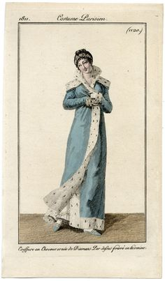Journal des Dames et des Modes, 1811.  YES PLEASE!