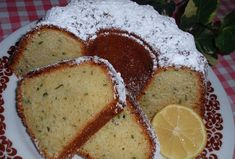Classic Cake, Banana Bread, Food And Drink, Baking, Kitchen, Lemon, Bakken, Bread, Backen