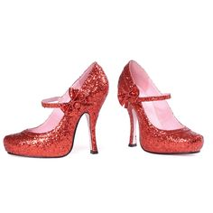 every girl needs a pair of ruby slippers