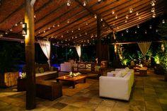 Lounge para casamento