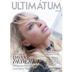 'Ultimatum' Magazine cover