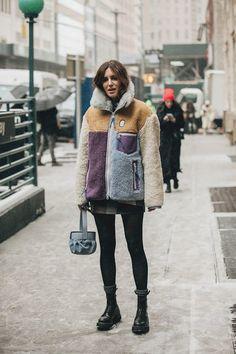 New York Street Style, Nyfw Street Style, Looks Street Style, Cool Street Fashion, Street Wear, New York Style, New York Fashion, Fashion Mode, Fashion Week