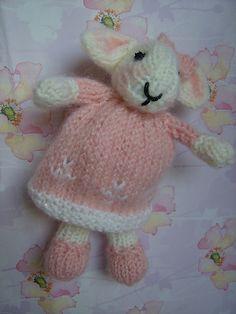 Bethany's Baby Bunny: free pattern