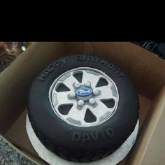 16 Year Olds Birthday Cake Truck Cakes Boy Parties
