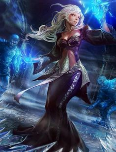 #AweSomEilluStrationS | Frozen legend of the cryptids
