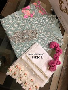 AGHANOOR  Ready to wear stitched collection‼️ Pakistani Fashion Casual, Punjabi Fashion, Pakistani Dresses Casual, Pakistani Dress Design, Pakistani Suits, Indian Dresses, Designer Punjabi Suits, Indian Designer Outfits, Fancy Dress Design