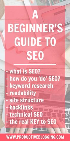 Confused by SEO and