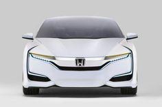 2015 Honda FCV – A Great Piece of Engineering