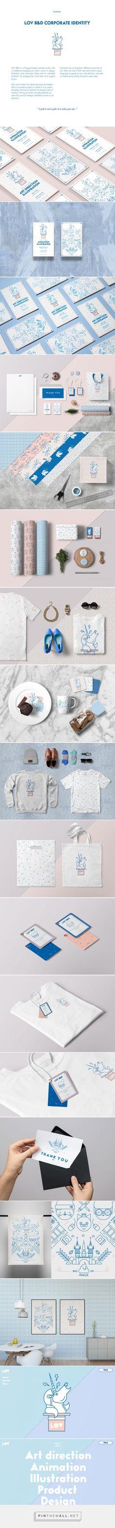 LOV B&D Creative Studio Personal Branding | Fivestar Branding Agency – Design and Branding Agency & Curated Inspiration Gallery