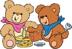 Teddy Bear Picnic fun for young children.