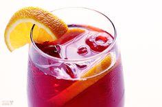 Gimme Some Oven   Agua de Jamaica (Hibiscus Tea)   http://www.gimmesomeoven.com