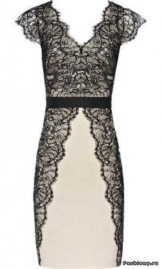 (+1) сообщ - Подборка красивых платьев на все случаи жизни   Мода