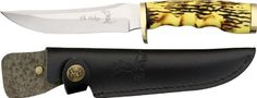 Elk Ridge Er-027 Fixed Blade Knife 8-Inch Overall -- Check out this great product.
