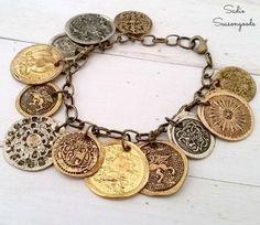 77eba9e4c30c How to Make Custom Jewelry and Boho Jewelry with these Upcycled Ideas