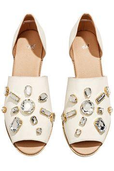 Under-$100 Summer Shoes Bonanza #refinery29  http://www.refinery29.com/summer-shoes#slide5