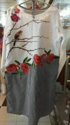 Are you looking for the best quality Classic Punjabi Suit also elegant … - embroidery Embroidery Suits, Embroidery Fashion, Diy Clothes, Clothes For Women, Ethno Style, Stylish Dresses For Girls, Indian Designer Wear, Pakistani Dresses, Refashion