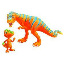 """Dinosaur Train 2-Pack - Boris and 3D Buddy - TOMY - Toys """"R"""" Us"""